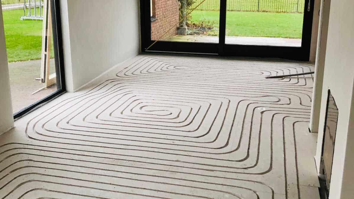 Vloeren in combinatie met vloerverwarming vloer utrecht