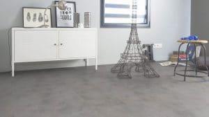 Betonlook midden grijs