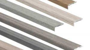 profilen voor parket, laminaat en pvc vloeren