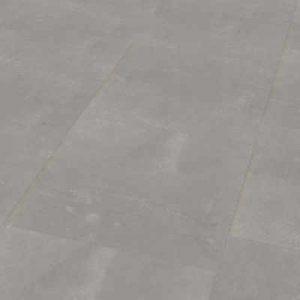 PVC tegellook kliklaminaat beton licht grijs